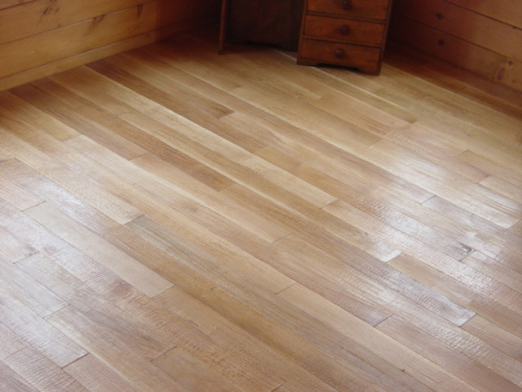 White Oak Hand Scraped Unique Flooring Store